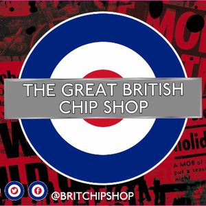The Great British Chip Shop Food Van