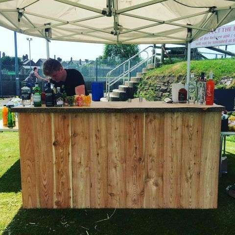 Fat Straw Bars Mobile Bar