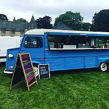 Eat Van Drink Ltd Street Food Catering