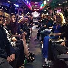 PartyBus & Hummer Limo Hire Wedding car