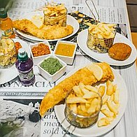 Bennett's Fish & Chips Corporate Event Catering