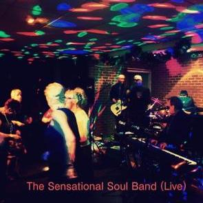 The Sensational Soul Band Live music band