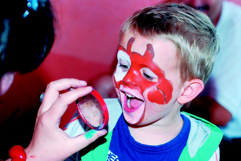 Wannabe Facepainting - Children Entertainment  - Hampton - Middlesex photo