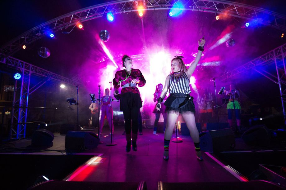 Back To The 80s - Live music band Tribute Band  - Berkhamsted - Hertfordshire photo