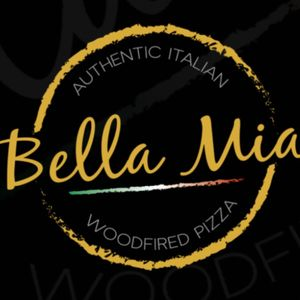 Bella Mia pizza Food Van