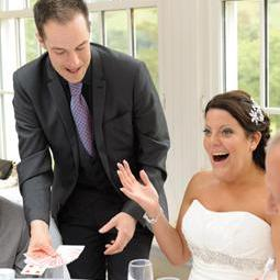 Nick Rushton Wedding Magician