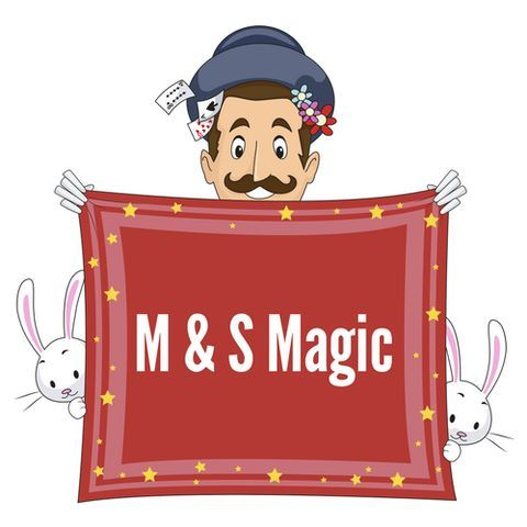 M&S Magic Wedding Magician