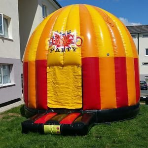Kidsplay Bouncy Castle Hire Popcorn Cart
