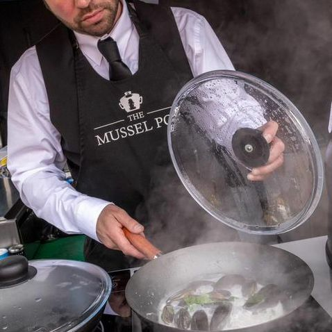 The Mussel Pot & Grill Business Lunch Catering