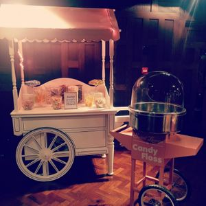 Sweet Lounge Sweets and Candy Cart