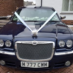 Walton Wedding Cars Wedding car