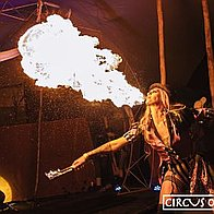 Jes Fox (Fire Fox) Circus Entertainment