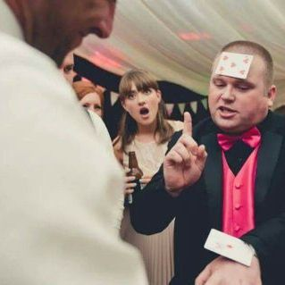 Paul Grundle Magician Wedding Magician