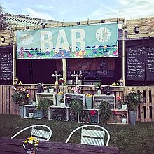 Festival Bar Street Food Catering