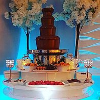 Black Opal Events Sweets and Candies Cart