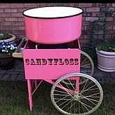 Floss Boss Ice Cream Cart