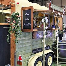 Horsebox Bar Catering