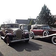 Hollywood Limos And Classic Cars Wedding car