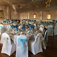 Sitting Pretty Chair Covers Marquee & Tent