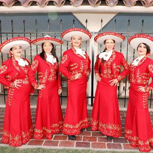 Mariachi Las Adelitas UK World Music Band