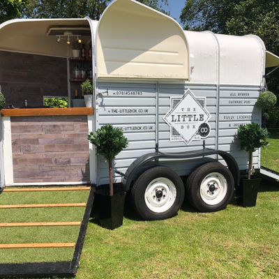 The Little Box Co Mobile Bar