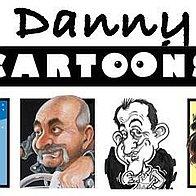 Danny Caricatures Caricaturist