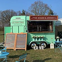 The Horse & Jockey Mobile Bar Mobile Bar
