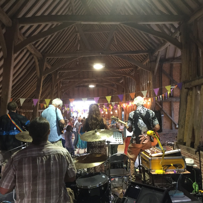 Spring Heel Jacks Barn Dance Band