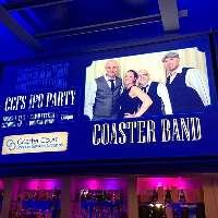 Coaster - Live music band , Birmingham,  Function & Wedding Band, Birmingham Rock Band, Birmingham Pop Party Band, Birmingham