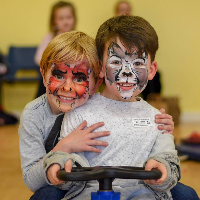 Foxy Faces - Children Entertainment , Redditch,  Face Painter, Redditch