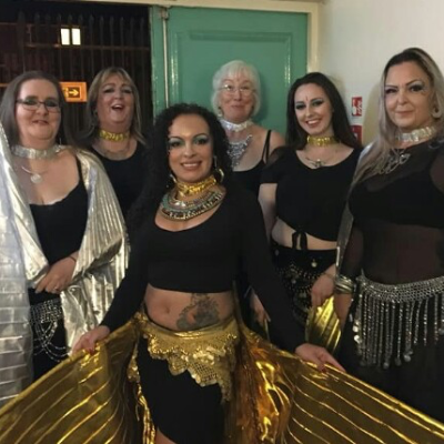 Wirral Belly Dancing Dance Act