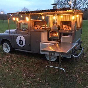 Tin Roof Kitchen Pizza Van