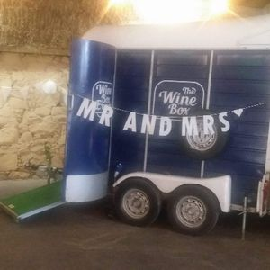 Wine Box Events Mobile Bar