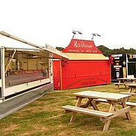 Taste of Wales Crepes Van
