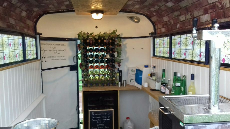 The Vine Tap Limited - Catering  - Ledbury - Herefordshire photo