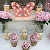 Candy Decor Sweets and Candies Cart