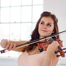 Lauren Hinds Violin Violinist