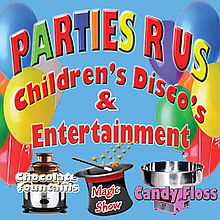 Parties 'R' Us Children's Disco's And Entertainment Balloon Twister