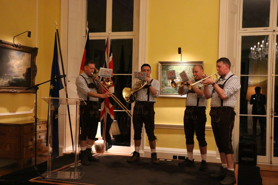 Munich Maestros - Ensemble World Music Band  - London - Greater London photo