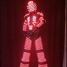 Rebel Event Entertainment Stilt Walker