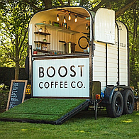 Boost Coffee Co. Catering