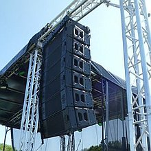Arpeggio Stage Hire Event Equipment