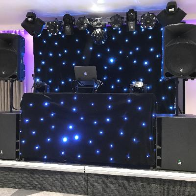 Infiniti Disco Wedding DJ