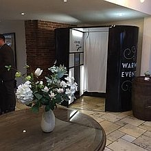 Warwickshire Event Supplies Cocktail Bar