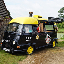 Falvo Artisan Pizza Co. Pizza Van