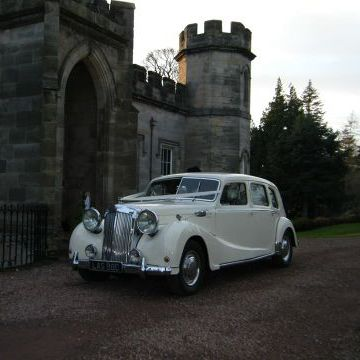 Lothian Classic Wedding Cars Transport