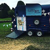 The Extraordinary Travelling Gin Company Mobile Bar