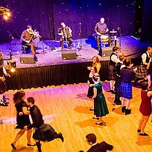 HotScotch Ceilidh Band Function Music Band
