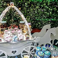 Sweet Little Treasures Sweets and Candies Cart
