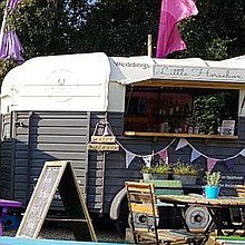 Little Horsebox Bar Mobile Bar